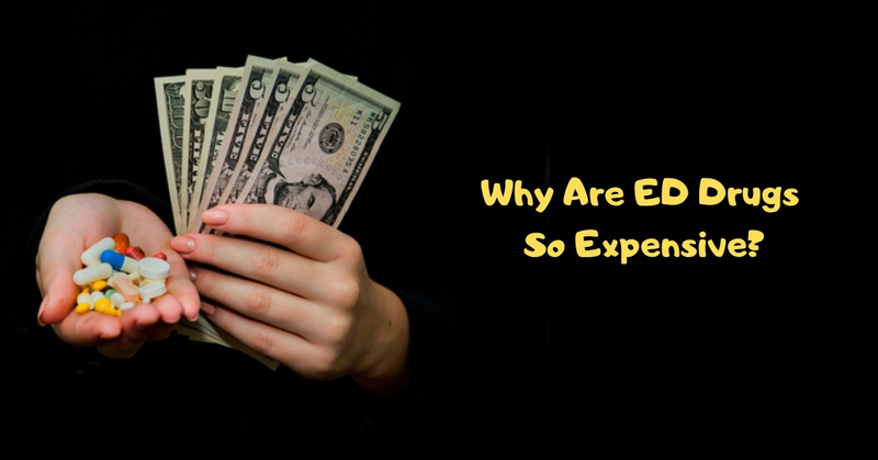 Why Are ED Drugs So Expensive_